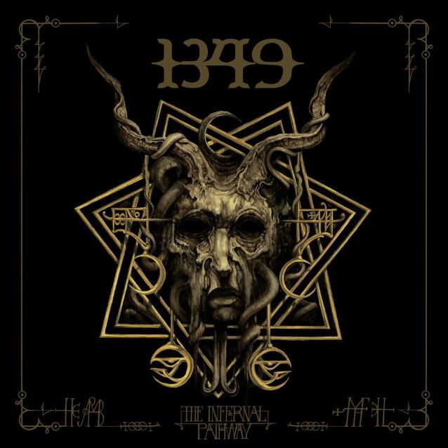 挪威黑金屬樂團 1349 發布新曲 Enter Cold Void Dreaming 以及10月發布新專輯 The Infernal Pathway 2