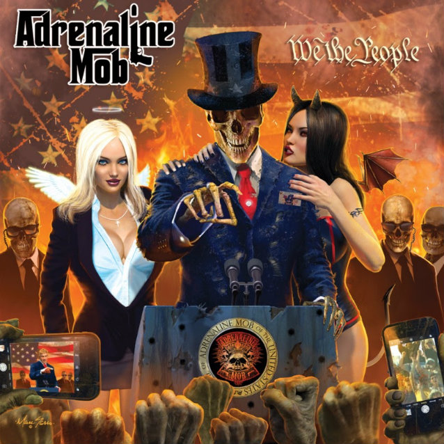 Resultat d'imatges de adrenaline mob we the people