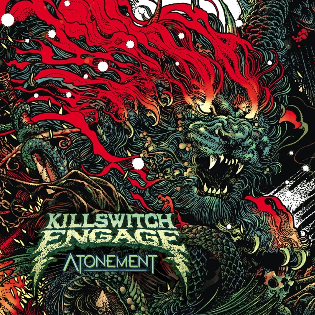 美國終極殺戮 Killswitch Engage 新曲歌詞影音 I Am Broken Too 1
