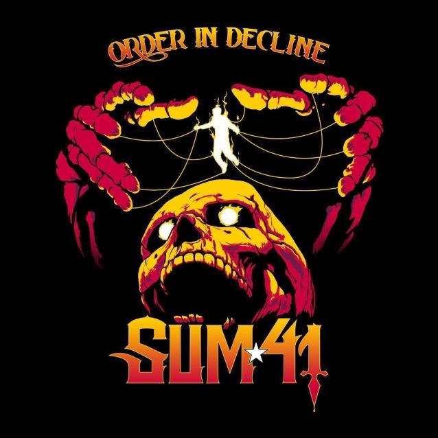 龐克樂團 魔數41 Sum 41 釋出專輯新曲影音 Out For Blood 1