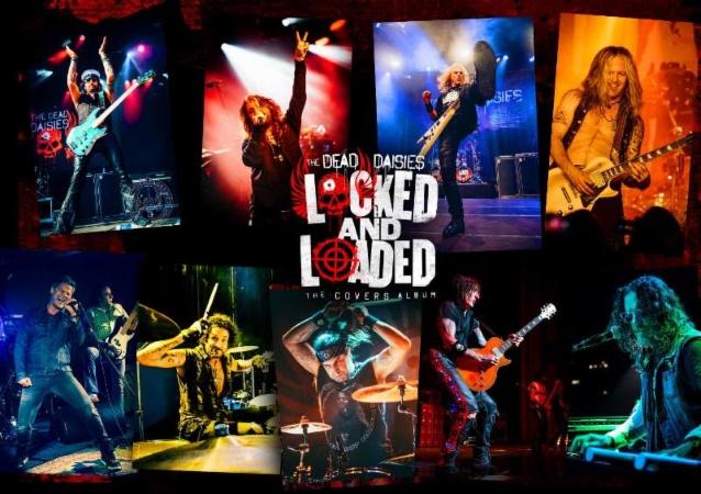 美國搖滾樂團 The Dead Daisies  發佈新專輯 Locked And Loaded: The Covers Album 向經典歌曲致敬 3