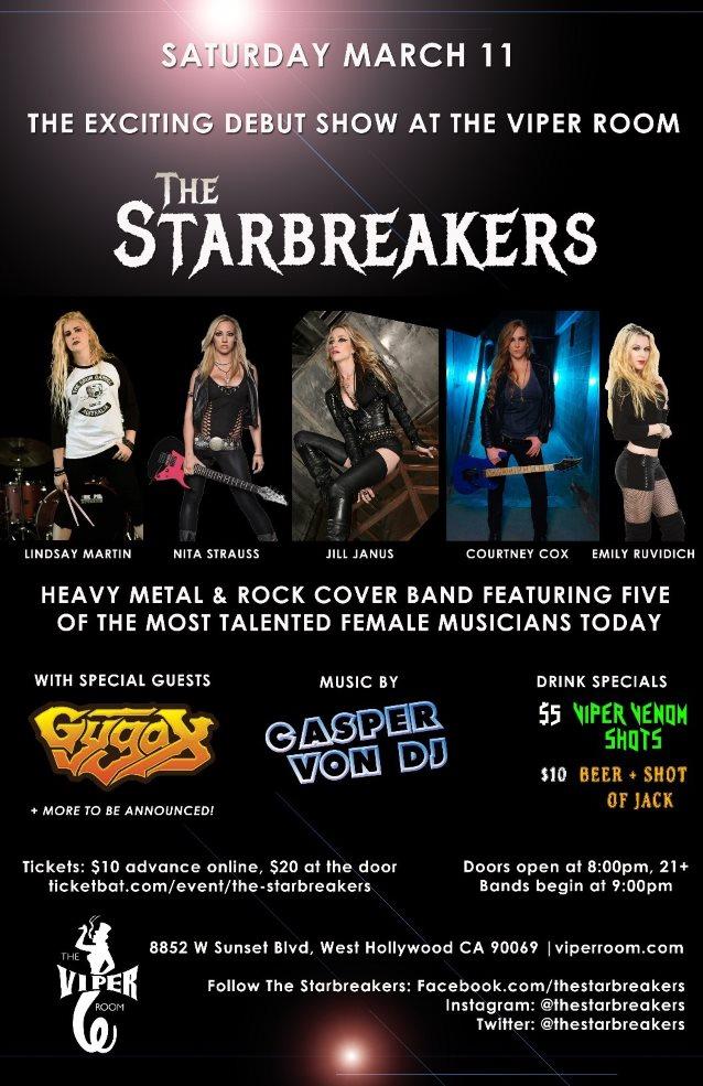 thestarbreakersflyermarch2017