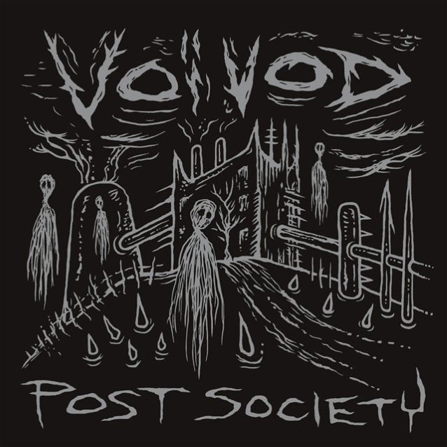 Image result for voivod post society