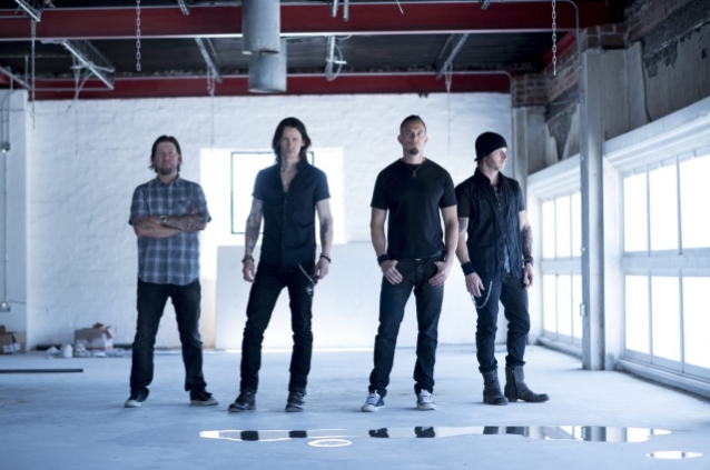 ALTER BRIDGE Has Begun Writing Material For Follow-Up To 'The Last Hero'