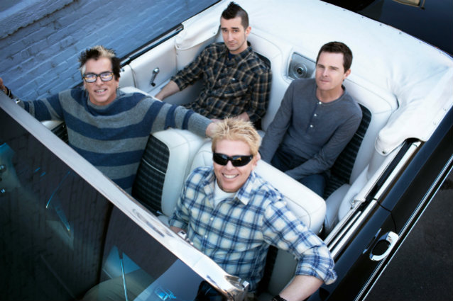 THE OFFSPRING To Release New Album In 2018
