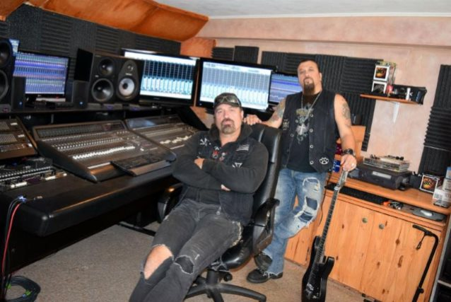 ADRENALINE MOB Completes New Album