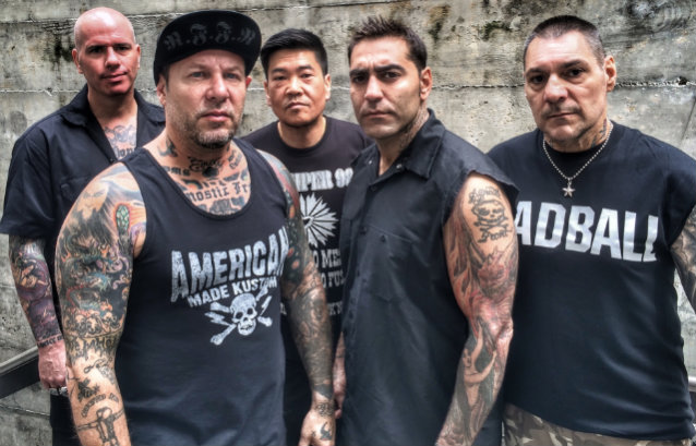 AGNOSTIC FRONT To Begin Recording 'The American Dream Died' Album In December