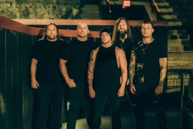 ALL THAT REMAINS Singer Says Music World 'Lost Something Significant' When OLI HERBERT Died
