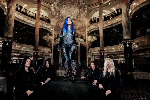 ARCH ENEMY To Release 'Will To Power' Album In September
