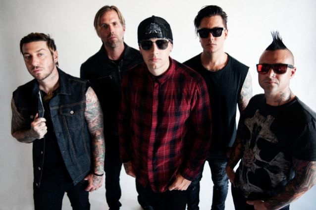AVENGED SEVENFOLD To Embark On North American Headlining Tour In January