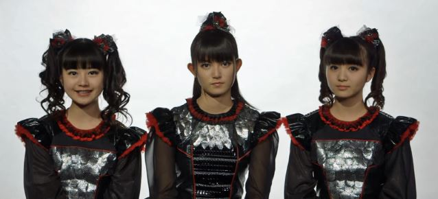 BABYMETAL To Support RED HOT CHILI PEPPERS On Select U.S. Shows