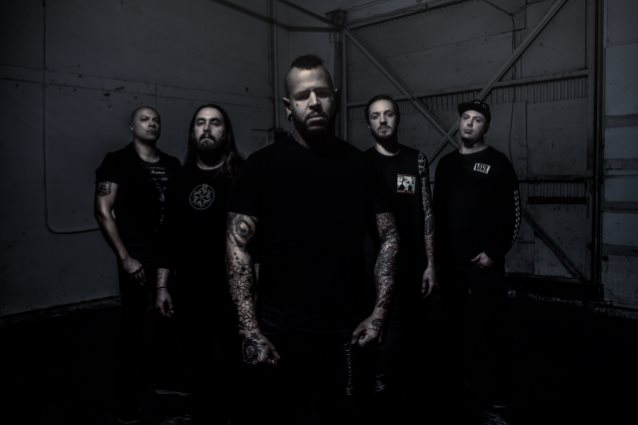 Former DEVILDRIVER, GOD FORBID, DIVINE HERESY Members Join Forces In BAD WOLVES