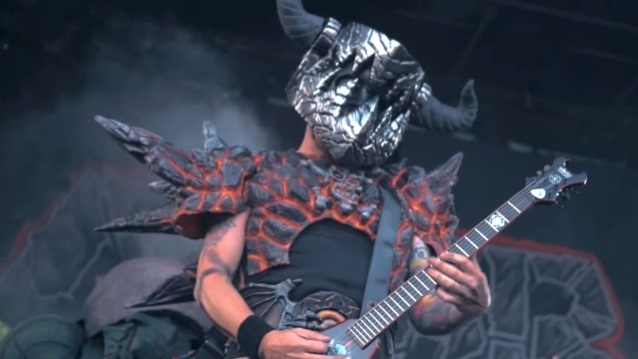 GWAR Guitarist MIKE DERKS, a.k.a. BÄLSÄC THE JAWS 'O DEATH, Diagnosed With Myelofibrosis