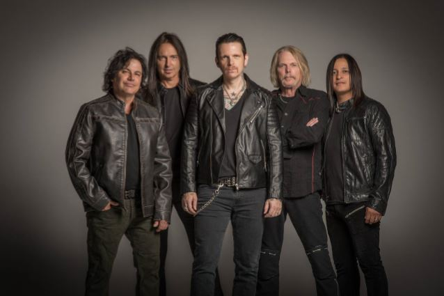 BLACK STAR RIDERS Part Ways With Drummer JIMMY DEGRASSO