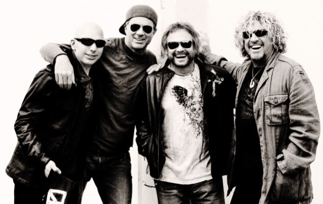 One New CHICKENFOOT Song 'In The Works,' With More Possibly On The Way, Says JOE SATRIANI