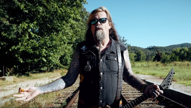 CHRIS HOLMES On W.A.S.P.'s 'Kill.F**k.Die': 'It Was A Really Stupid Album To Do'