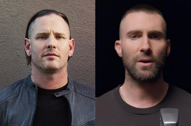 Slipknot 的 Corey Taylor 回應了 Maroon5 的主唱 Adam Levine 於近期的採訪表示對搖滾樂的看法,並表示 Adam Levine 侮辱搖滾樂