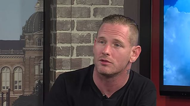 SLIPKNOT's COREY TAYLOR Explains How He Came To Voice Alien Overlord On 'Doctor Who'