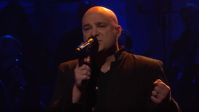 DISTURBED's Performance Of 'The Sound Of Silence' Becomes First 'Conan' YouTube Clip To Surpass 100 Million Views