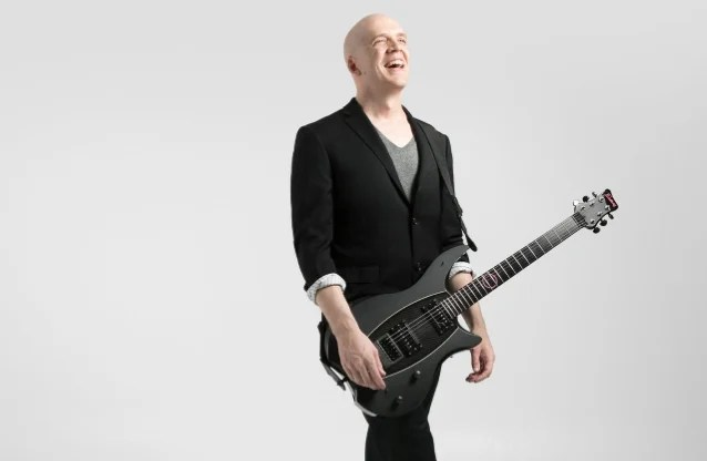 DEVIN TOWNSEND And INSIDE OUT MUSIC Celebrate 20 Years Of Collaboration With New Deal