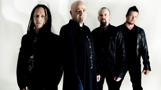 DISTURBED Completes Recording New Album