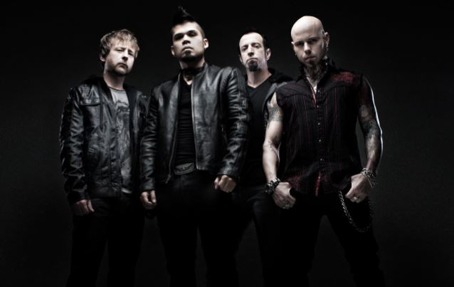 DROWNING POOL Signs With eOne Music, Begins Recording New Album