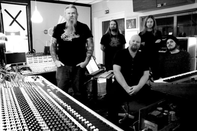 ENSLAVED entra al estudio para grabar un nuevo álbum
