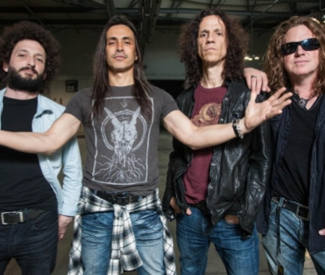 Extreme Is Putting Finishing Touches On Harder And Heavier New Album