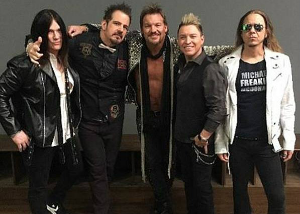 FOZZY Rejoined By Bassist PAUL DI LEO