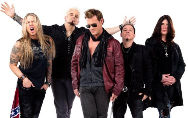 No New FOZZY Album Until 2017