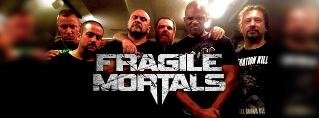Former EXODUS Frontman ROB DUKES Joins Forces With DARRYL 'DMC' MCDANIELS In FRAGILE MORTALS