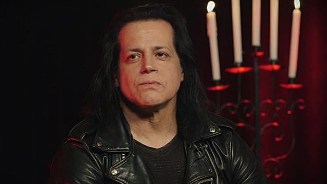 GLENN DANZIG's 'Skeletons' Covers Album To Include Songs By BLACK SABBATH, ZZ TOP, THE TROGGS, THE EVERLY BROTHERS