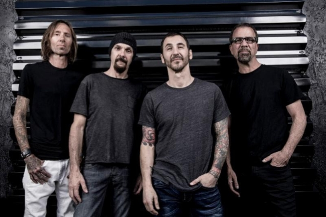 GODSMACK's SULLY ERNA Establishes 'The Scars Foundation' To Raise Awareness And Funds For Mental Health