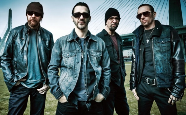 GODSMACK To Perform Entire First Album On 'Big World Tour' In 2018