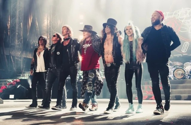 GUNS N' ROSES Announces Fall 2019 U.S. Tour Dates