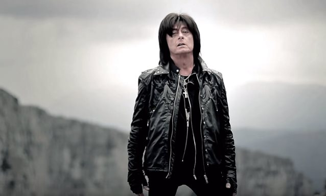JOE LYNN TURNER's SUNSTORM To Release 'The Road To Hell' Album In June