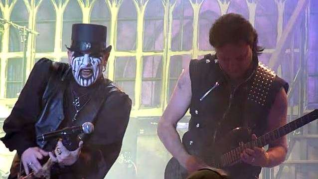 KING DIAMOND Best-Of Collection Due In November
