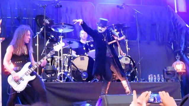 Bassist PONTUS EGBERG Officially Joins KING DIAMOND