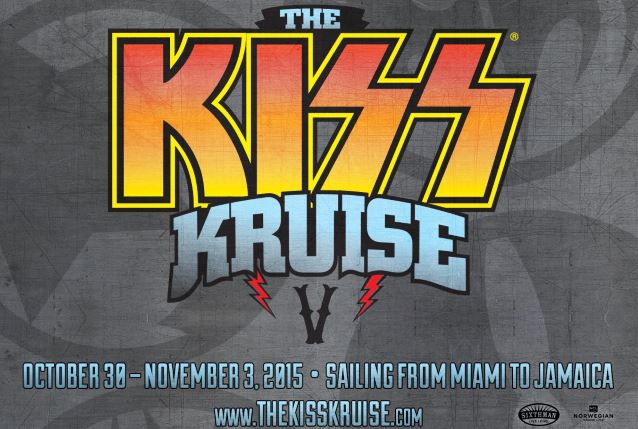 KISS To Perform Entire 'Alive!' Album On 'The Kiss Kruise V'