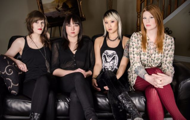 KITTIE Is 'Toying With The Idea' Of Making New Music