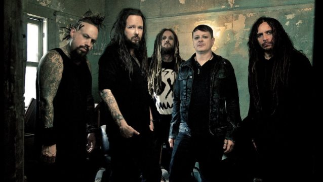 KORN's 'The Serenity Of Suffering' Debuts At No. 4 On BILLBOARD Chart