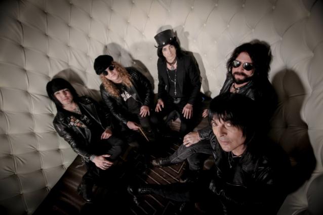 美國硬搖滾樂團 L.A. Guns 新曲再釋出 The Devil You Know