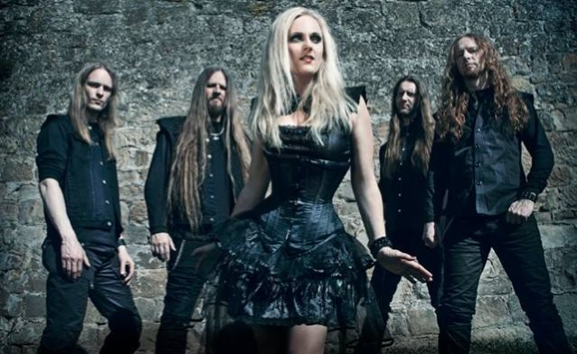 LEAVES' EYES: Lyric Video For 'King Of Kings' Title Track
