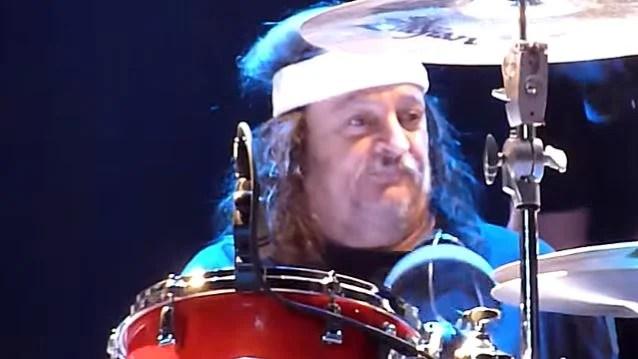 Original Y&T Drummer LEONARD HAZE Dead At 61