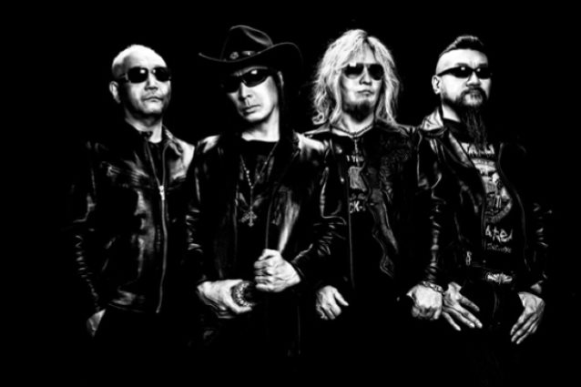 LOUDNESS To Release 'Rise To Glory' Album In January