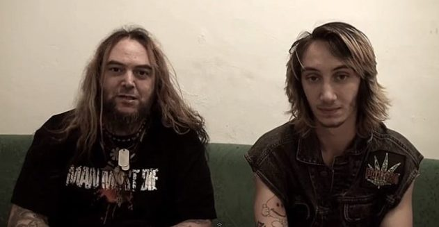 MAX CAVALERA And Son ZYON