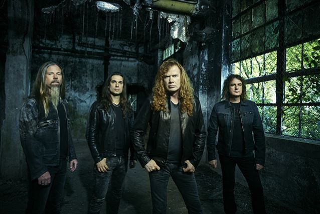 MEGADETH To Release New Single 'Fatal Illusion' Next Month