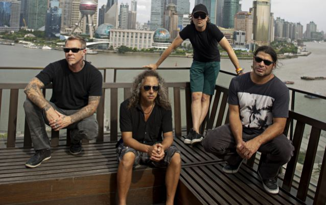 METALLICA's New Album Will Reportedly Arrive In October