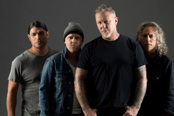 METALLICA Partners With BILLABONG LAB For Special Collection Featuring Artwork Of Five Of Band