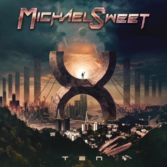 美國白金屬樂團 Stryper 主唱 Michael Sweet 發布單飛專輯 Ten 製作花絮首部曲與單曲影音 Better Part of Me 2